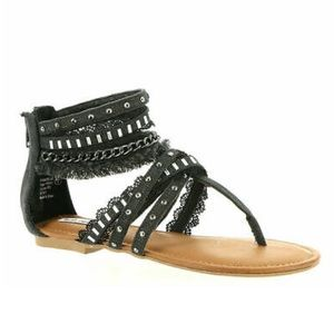 New Not Rated Xara Sandals